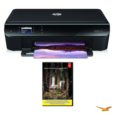 Envy 4500 e-All-in-One Printer with Photoshop Lightroom 5 MAC/PC