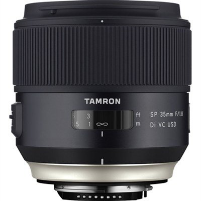 SP 35mm f/1.8 Di VC USD Lens for Nikon Mount (AFF013N-700)