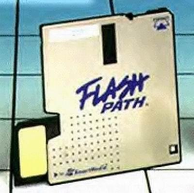 Multimedia Card Floppy Disk Adapter