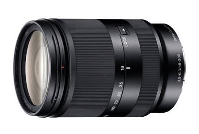 SEL18200LE  Zoom lens - 18mm- 200 mm - f/3.5-5.6 OSS