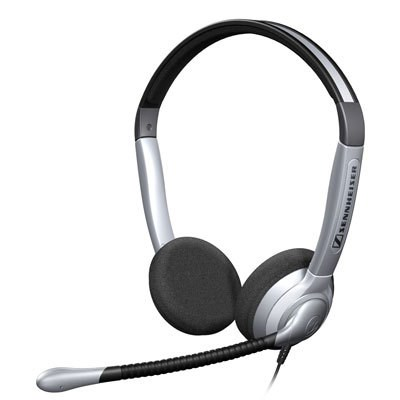 Binaural Headset with Microphone - SH350