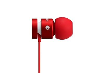 Dr. Dre urBeats In-Ear Headphones (Red) Certified Refurbished