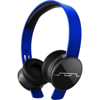 Tracks Air Wireless On-Ear Headphones (Electro Blue) - OPEN BOX