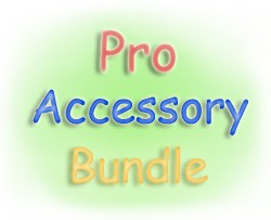 Platinum Accessory Bundle for ZR100, ZR200, ZR300 and ZR400 Camcorders