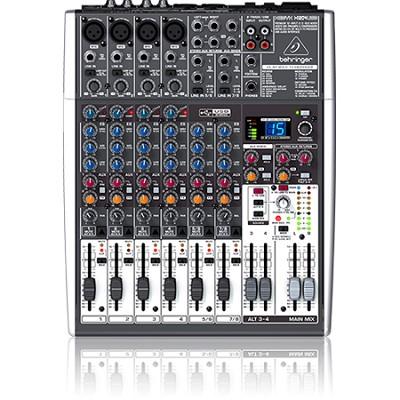 X1204USB - 12-Channel Mixer