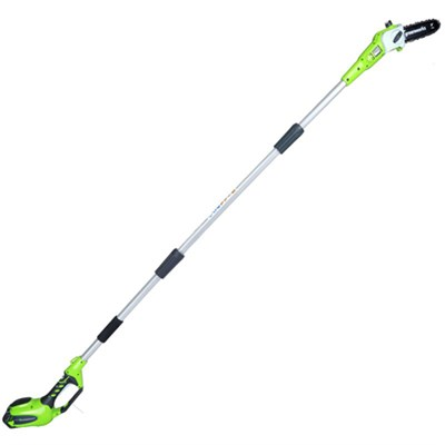 G-MAX 40V 8-inch Cordless Pole Saw - Tool Only (20302)