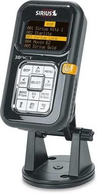 XTR2CK SIRIUS Satellite Plug + Play Receiver and Vehicle Kit