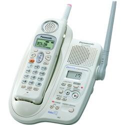 KX-TG2343W 2.4GHz Digital Cordless Phone w/Digital Answering Machine