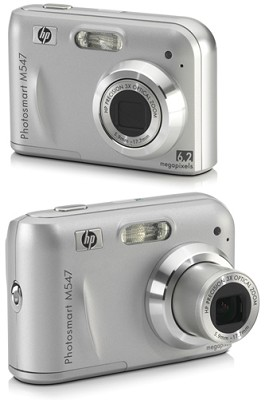 Photosmart M547 - 6.2 mega-pixel Digital Camera