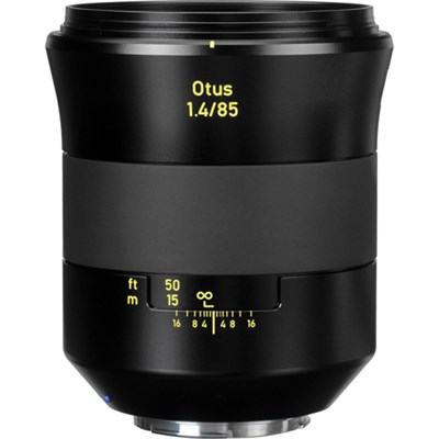 Otus 85mm f/1.4 Apo Planar T ZE Lens for Canon EF Mount