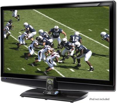 LT-47P789 - 47` High Definition 1080p LCD TV w/ iPod Dock