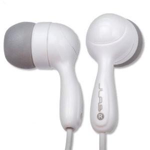 Hi-Fi Noise-Reducing Ear Buds (White) 812887011020