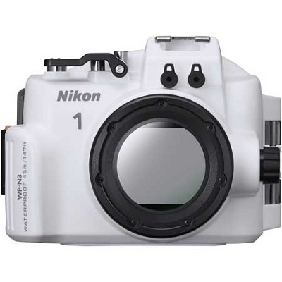 WP-N3 Waterproof Housing for Nikon 1 J4 or S2 Camera