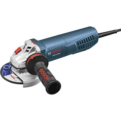 5` Variable Speed Angle Grinder with No-Lock-on Paddle Switch