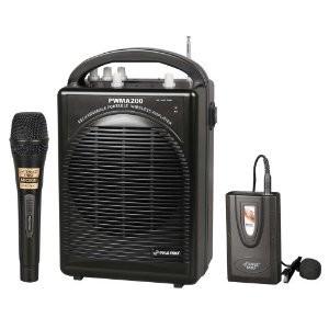PWMA200 Wireless Microphone System