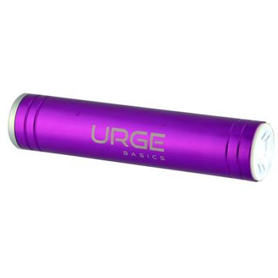 Flash Tube Pro 2600mAh with Flashlight (Purple)