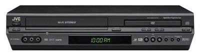 HR-XVC26U HI-FI DVD/VCR Combo