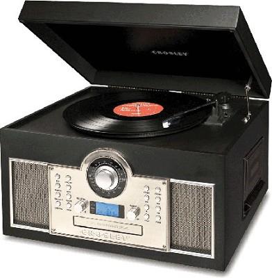 Memory Master CD Recorder-Black CR2401A-BK