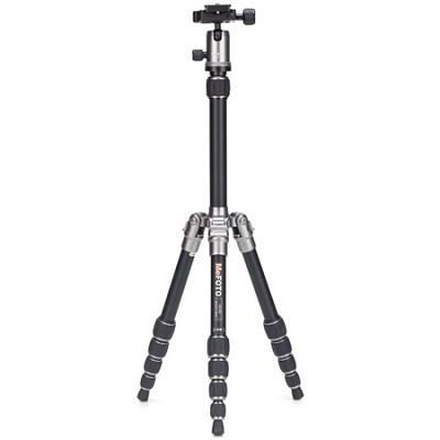 A0350Q0T Backpacker Travel Tripod Kit - Titanium