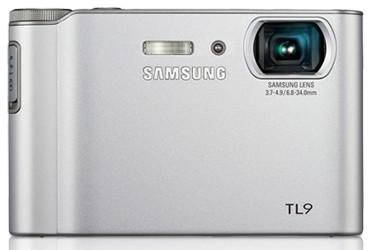 TL9 10.2 MP 2.7` LCD Digital Camera (Silver)