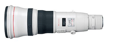 EF 800mm f/5.6L IS USM EOS Super Telephoto Lens