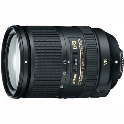 AF-S DX NIKKOR 18-300mm f/3.5-5.6G ED VR Zoom Lens - 2196