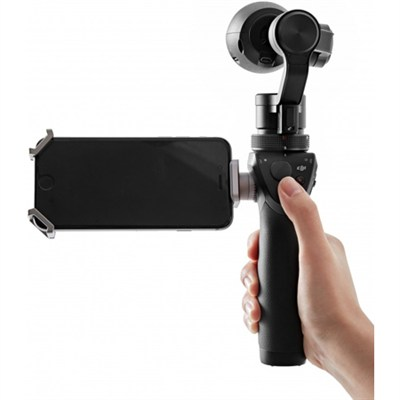 Osmo Handheld 4K Camera and 3-Axis Gimbal