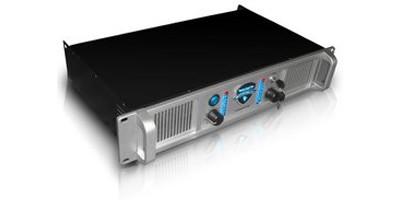 LX-4100 2U Professional 2CH Power Amplifier (Silver)