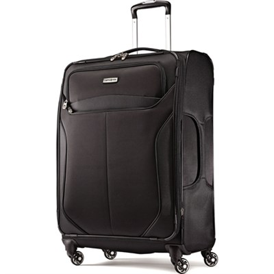 LIFTwo 25` Spinner Luggage (Black) - OPEN BOX