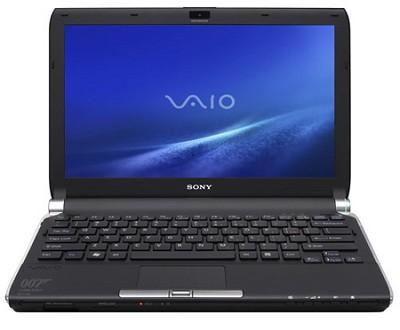 VAIO VGNTT180N/B 11.1 PC Notebook