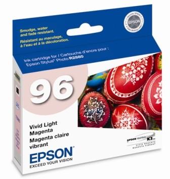Vivid Light Magenta Ink Cartridge for Epson Stylus R2880