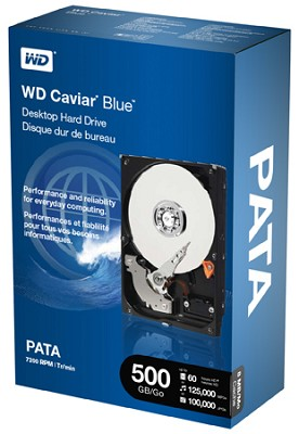 Desktop 500GB 7200 RPM EIDE Internal Hard Drive