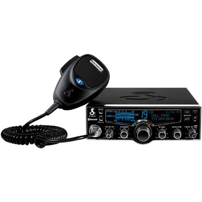 29LXBT CB radio with 4 LCD display and Bluetooth Wireless Technology