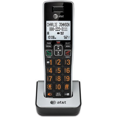 CL80113 DECT 6.0 Accessory Handset with Caller ID and Call Waiting