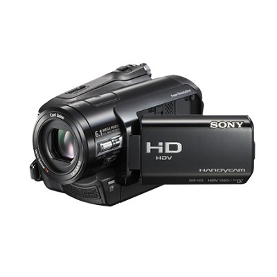 HDR-HC9/1 High Definition HDV Handycam Camcorder