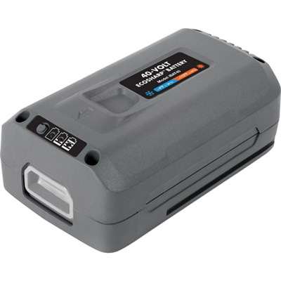 iBAT40 iON EcoSharp 40 V 4.0 Ah Lithium-Ion Battery