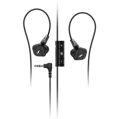 IE8i - Premium Audiophile Ear-Canal Headphones w/ Tunable Bass, Mic, & Remote