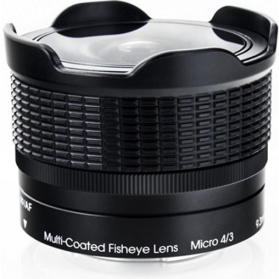 RMC 9mm Fisheye Lens For Micro 4/3