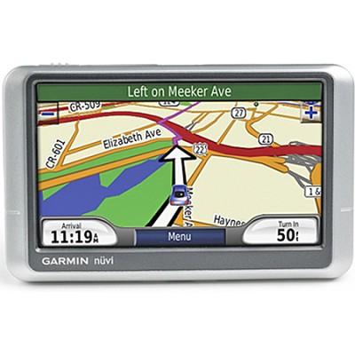 nuvi 200W Portable GPS navigation w/ Wide 4.3` Color Display (Refurbished)