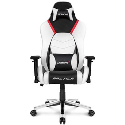 Masters Series Premium Gaming Chair - Arctica