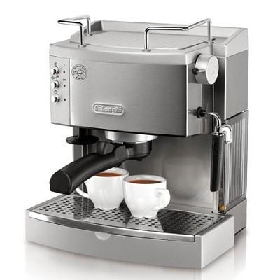 Stainless Steel Pump Espresso Maker - EC702