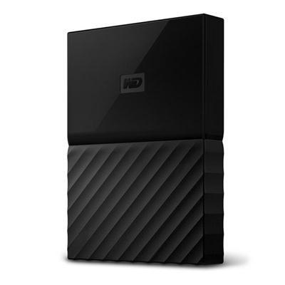 1TB My Passport for Mac Portable External Hard Drive Black - WDBFKF0010BBK-WESN