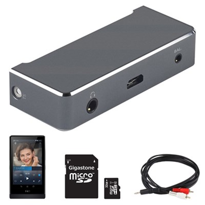 Balanced Output Headphone Amplifier X7-AM3 w/ FiiO X7 Music Player Bundle