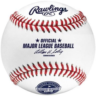 Yankee Stadium 2009 Inaugural Season Commemorative Official Ball