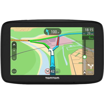 GO 52 GPS 5` Touch Screen (US-CAN-MEX)