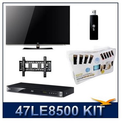 47LE8500 - 47` 1080p 240Hz LED EXECUTIVE KIT