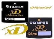 256MB xD MEMORY CARD