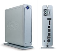 d2 Quadra Extreme 500GB External Hard Drive w/ Quadra Interface  {301110U}