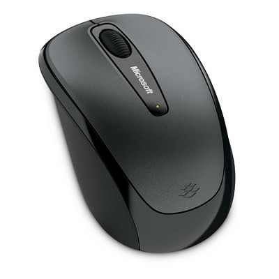 3500 Mouse - Wireless - Gray