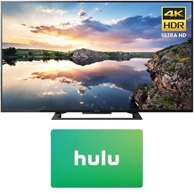 KD70X690E 70-Inch 4K Ultra HD Smart LED TV (2017) Plus 1 Free Month of Netflix